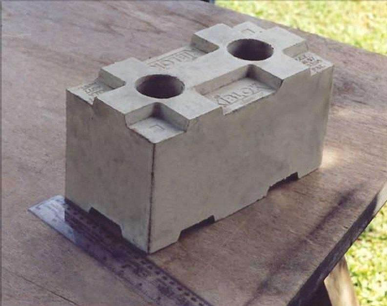 بتن سبک گازی,بتن های سبک هوادار,مصالح ساختمانی,