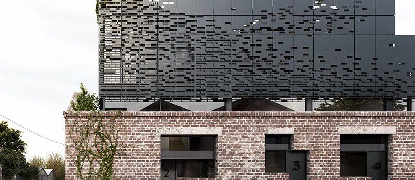 انواع نما ساختمان,انواع نما ساختمان جدید,انواع نما ساختمان سنگ